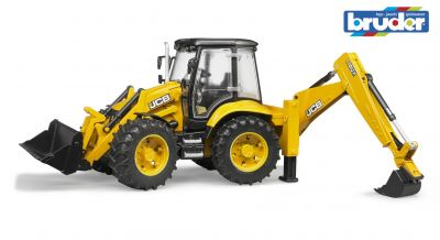 JCB 5CX eco Backhoe Loader - Bruder 02454