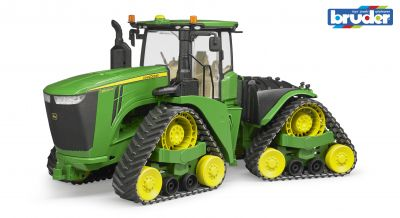 John Deere 9620RX Tractor with Tracks  - Bruder 04055 Scale 1:16