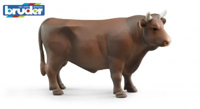 Farm Brown Bull Cow - Bruder 02309
