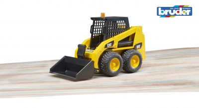 CAT Skidsteer Loader Construction - Bruder 02481