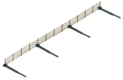 Trackside Fencing - Hornby - R537 - 00 Gauge