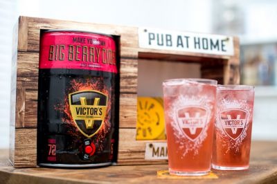 Pub At Home - Make Your Own Berry Cider - Victor's
