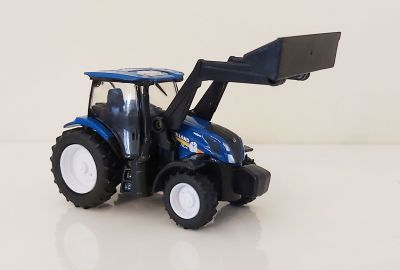 New Holland T6.175 Farm Tractor Model Diecast