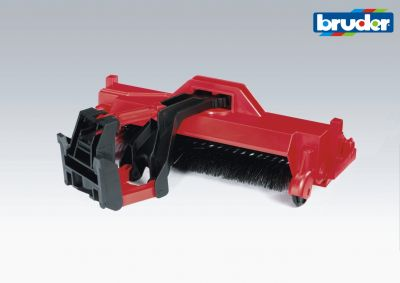 Accessories: Road Sweeper - Bruder 02583