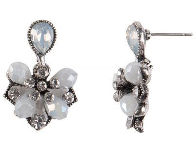 Dyonise Stud Earrings - Clayre & Eef