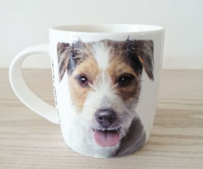 Parson Russell Terrier Dog Mug - Dog Lovers Gift