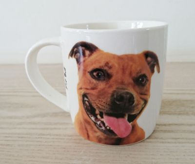 Pit Bull Dog Mug - Dog Lovers Gift
