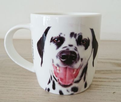 Dalmatian Dog Mug - Dog Lovers Gift