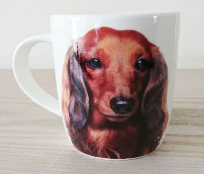 Dachshund Dog or Puppy Mug - Dog Lovers - 2 Designs