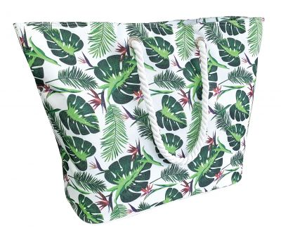 Beach Cooler Bag Extra Large - Leaf