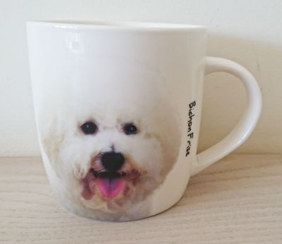 Bichon Frise Dog or Puppy Mug - Dog Lovers Gift - 3 Designs