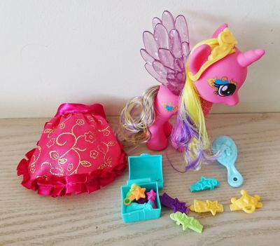 Unicorn Dress Up with Accessories & Robe Playset