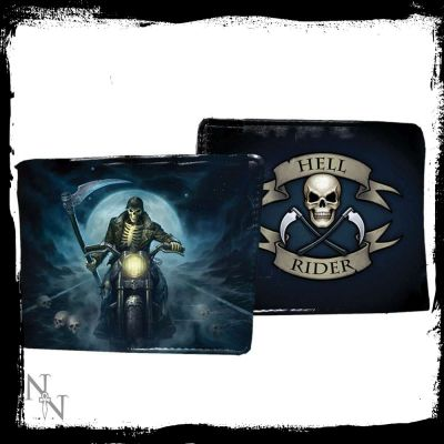 Hell Rider Wallet - James Ryman - Nemesis Now
