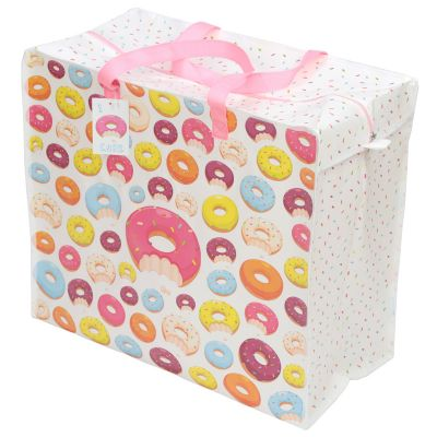 Donut Doughnut Extra Large Laundry Storage Bag Kids Toys