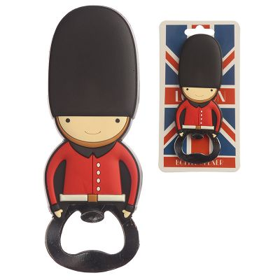 Coldstream Guard London Bottle Opener - PVC