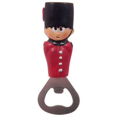 Coldstream Guard London Bottle Opener - Ted Smith