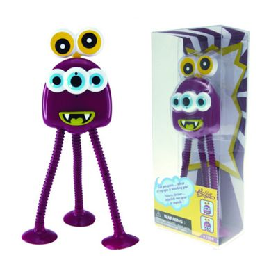 Voice Recording Buddy Purple Monster Fun Gift - Monster Octopus