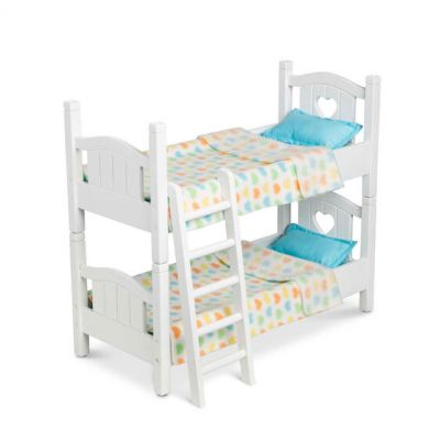Melissa & Doug Mine to Love Doll Play Bunk Bed