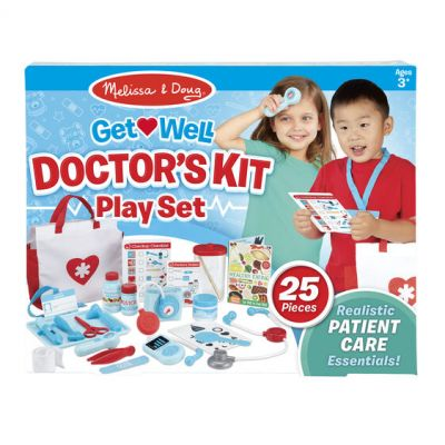 Melissa & Doug Doctor's Kit Play Set - 25 Piece