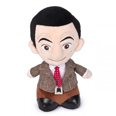 Mr Bean Standing Talking Plush Character With Sound