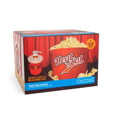 Popcorn Maker - Heat 'n' Eat