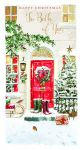 Christmas Card - Both of You - Wellies - At Home Ling Design