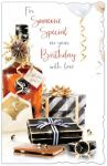 Birthday Card - Male - Large - Someone Special - Gifts - Out of the Blue